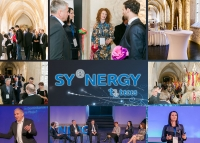 The remarkable success of the first TECES: SYeNERGY event - more than 100 participants, insightful speakers, an inspiring ambience